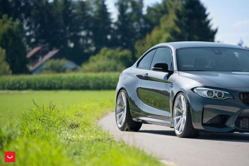 20 Zoll Vossen VFS-1 BMW M2 F87 Coupe Tuning (1)