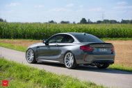 20 Zoll Vossen VFS 1 BMW M2 F87 Coupe Tuning 17 190x127 20 Zoll Vossen VFS 1 Felgen am neuen BMW M2 F87 Coupe