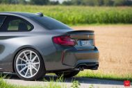 20 Zoll Vossen VFS 1 BMW M2 F87 Coupe Tuning 19 190x127 20 Zoll Vossen VFS 1 Felgen am neuen BMW M2 F87 Coupe