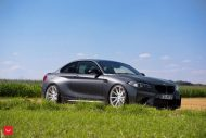 20 Zoll Vossen VFS 1 BMW M2 F87 Coupe Tuning 2 1 190x127 20 Zoll Vossen VFS 1 Felgen am neuen BMW M2 F87 Coupe