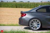 20 Zoll Vossen VFS 1 BMW M2 F87 Coupe Tuning 2 190x127 20 Zoll Vossen VFS 1 Felgen am neuen BMW M2 F87 Coupe