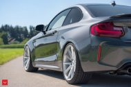 20 Zoll Vossen VFS 1 BMW M2 F87 Coupe Tuning 21 190x127 20 Zoll Vossen VFS 1 Felgen am neuen BMW M2 F87 Coupe