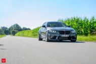 20 Zoll Vossen VFS 1 BMW M2 F87 Coupe Tuning 24 190x127 20 Zoll Vossen VFS 1 Felgen am neuen BMW M2 F87 Coupe