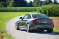 20 Zoll Vossen VFS 1 BMW M2 F87 Coupe Tuning 26 190x127 20 Zoll Vossen VFS 1 Felgen am neuen BMW M2 F87 Coupe