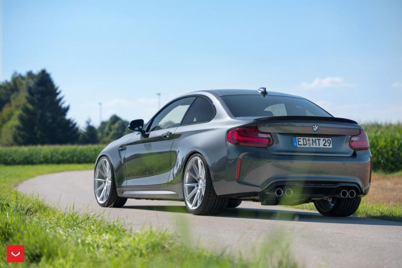 20 Zoll Vossen VFS-1 BMW M2 F87 Coupe Tuning (3)