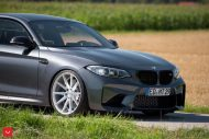 20 Zoll Vossen VFS 1 BMW M2 F87 Coupe Tuning 4 190x127 20 Zoll Vossen VFS 1 Felgen am neuen BMW M2 F87 Coupe