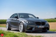20 Zoll Vossen VFS 1 BMW M2 F87 Coupe Tuning 5 190x127 20 Zoll Vossen VFS 1 Felgen am neuen BMW M2 F87 Coupe