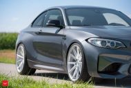 20 Zoll Vossen VFS 1 BMW M2 F87 Coupe Tuning 6 190x127 20 Zoll Vossen VFS 1 Felgen am neuen BMW M2 F87 Coupe