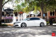 20 Zoll Vossen VFS 5 Wheels Tuning Acura TLX Wei%C3%9F 1 190x127 20 Zoll Vossen VFS 5 Wheels am Acura TLX in Weiß