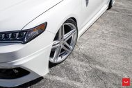 20 Zoll Vossen VFS 5 Wheels Tuning Acura TLX Wei%C3%9F 3 190x127 20 Zoll Vossen VFS 5 Wheels am Acura TLX in Weiß