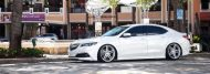 20 Zoll Vossen VFS 5 Wheels Tuning Acura TLX Wei%C3%9F 5 190x67 20 Zoll Vossen VFS 5 Wheels am Acura TLX in Weiß