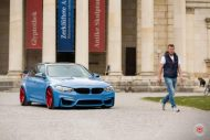 20 Zoll Vossen VPS 314T Alu's Tuning BMW F80 M3 in Yas Marina Blau 2016 10 190x127 20 Zoll Vossen VPS 314T Alu's am BMW F80 M3 in Yas Marina Blau