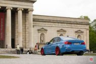 20 Zoll Vossen VPS 314T Alu's Tuning BMW F80 M3 in Yas Marina Blau 2016 12 190x127 20 Zoll Vossen VPS 314T Alu's am BMW F80 M3 in Yas Marina Blau