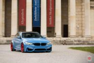 20 Zoll Vossen VPS 314T Alu's Tuning BMW F80 M3 in Yas Marina Blau 2016 13 190x127 20 Zoll Vossen VPS 314T Alu's am BMW F80 M3 in Yas Marina Blau