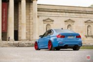 20 Zoll Vossen VPS 314T Alu's Tuning BMW F80 M3 in Yas Marina Blau 2016 17 190x127 20 Zoll Vossen VPS 314T Alu's am BMW F80 M3 in Yas Marina Blau