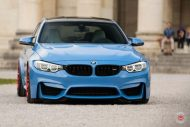 20 Zoll Vossen VPS 314T Alu's Tuning BMW F80 M3 in Yas Marina Blau 2016 22 190x127 20 Zoll Vossen VPS 314T Alu's am BMW F80 M3 in Yas Marina Blau