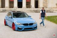 20 Zoll Vossen VPS 314T Alu's Tuning BMW F80 M3 in Yas Marina Blau 2016 27 190x127 20 Zoll Vossen VPS 314T Alu's am BMW F80 M3 in Yas Marina Blau