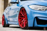 20 Zoll Vossen VPS 314T Alu's Tuning BMW F80 M3 in Yas Marina Blau 2016 28 190x127 20 Zoll Vossen VPS 314T Alu's am BMW F80 M3 in Yas Marina Blau