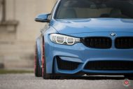 20 Zoll Vossen VPS 314T Alu's Tuning BMW F80 M3 in Yas Marina Blau 2016 34 190x127 20 Zoll Vossen VPS 314T Alu's am BMW F80 M3 in Yas Marina Blau