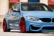 20 Zoll Vossen VPS 314T Alu's Tuning BMW F80 M3 in Yas Marina Blau 2016 36 190x127 20 Zoll Vossen VPS 314T Alu's am BMW F80 M3 in Yas Marina Blau