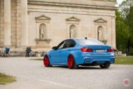 20 Zoll Vossen VPS 314T Alu's Tuning BMW F80 M3 in Yas Marina Blau 2016 40 190x127 20 Zoll Vossen VPS 314T Alu's am BMW F80 M3 in Yas Marina Blau