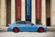 20 Zoll Vossen VPS 314T Alu's Tuning BMW F80 M3 in Yas Marina Blau 2016 43 190x127 20 Zoll Vossen VPS 314T Alu's am BMW F80 M3 in Yas Marina Blau