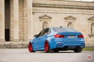 20 Zoll Vossen VPS 314T Alu's Tuning BMW F80 M3 in Yas Marina Blau 2016 47 190x127 20 Zoll Vossen VPS 314T Alu's am BMW F80 M3 in Yas Marina Blau