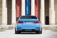 20 Zoll Vossen VPS 314T Alu's Tuning BMW F80 M3 in Yas Marina Blau 2016 5 190x127 20 Zoll Vossen VPS 314T Alu's am BMW F80 M3 in Yas Marina Blau