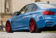 20 Zoll Vossen VPS 314T Alu's Tuning BMW F80 M3 in Yas Marina Blau 2016 50 190x127 20 Zoll Vossen VPS 314T Alu's am BMW F80 M3 in Yas Marina Blau