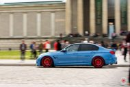20 Zoll Vossen VPS 314T Alu's Tuning BMW F80 M3 in Yas Marina Blau 2016 55 190x127 20 Zoll Vossen VPS 314T Alu's am BMW F80 M3 in Yas Marina Blau