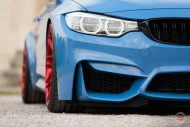 20 Zoll Vossen VPS 314T Alu's Tuning BMW F80 M3 in Yas Marina Blau 2016 59 190x127 20 Zoll Vossen VPS 314T Alu's am BMW F80 M3 in Yas Marina Blau