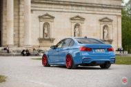 20 Zoll Vossen VPS 314T Alu's Tuning BMW F80 M3 in Yas Marina Blau 2016 62 190x127 20 Zoll Vossen VPS 314T Alu's am BMW F80 M3 in Yas Marina Blau