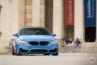 20 Zoll Vossen VPS 314T Alu's Tuning BMW F80 M3 in Yas Marina Blau 2016 8 190x127 20 Zoll Vossen VPS 314T Alu's am BMW F80 M3 in Yas Marina Blau