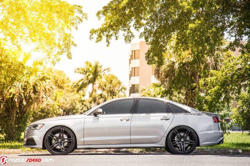 2016 Audi C7 A6 XO Luxury Wheels X233 Tuning (3)