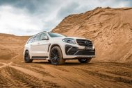 2016 Larte Design Mercedes Benz GLS Black Chrystal Wei%C3%9F Tuning 7 190x127 Offiziell   2016 Larte Design Mercedes Benz GLS Black Chrystal