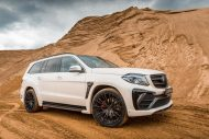 2016 Larte Design Mercedes Benz GLS Black Chrystal Wei%C3%9F Tuning 8 190x127 Offiziell   2016 Larte Design Mercedes Benz GLS Black Chrystal