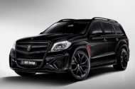 2016 Larte Mercedes Benz GLS Black Chrystal Bodykit tuning 1 190x126 Offiziell   2016 Larte Design Mercedes Benz GLS Black Chrystal