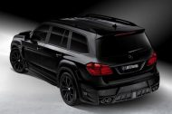 2016 Larte Mercedes Benz GLS Black Chrystal Bodykit tuning 10 190x126 Offiziell   2016 Larte Design Mercedes Benz GLS Black Chrystal