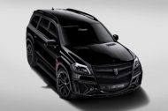 2016 Larte Mercedes Benz GLS Black Chrystal Bodykit tuning 3 190x126 Offiziell   2016 Larte Design Mercedes Benz GLS Black Chrystal