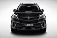 2016 Larte Mercedes Benz GLS Black Chrystal Bodykit tuning 4 190x126 Offiziell   2016 Larte Design Mercedes Benz GLS Black Chrystal