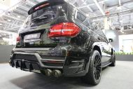 2016 Larte Mercedes Benz GLS Black Chrystal Tuning Bodykit 10 190x127 Offiziell   2016 Larte Design Mercedes Benz GLS Black Chrystal