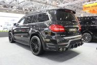 2016 Larte Mercedes Benz GLS Black Chrystal Tuning Bodykit 11 190x127 Offiziell   2016 Larte Design Mercedes Benz GLS Black Chrystal
