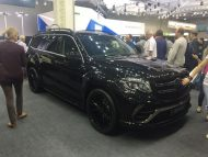 2016 Larte Mercedes Benz GLS Black Chrystal Tuning Bodykit 20 190x143 Offiziell   2016 Larte Design Mercedes Benz GLS Black Chrystal