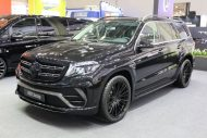 2016 Larte Mercedes Benz GLS Black Chrystal Tuning Bodykit 6 190x127 Offiziell   2016 Larte Design Mercedes Benz GLS Black Chrystal