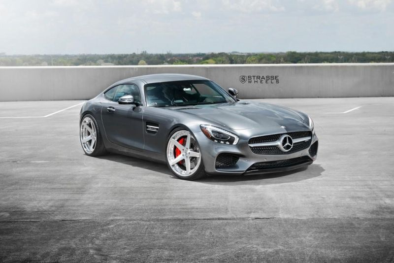 21 Zoll Strasse Wheels Mercedes AMG GTs Tuning 1 Perfekt   21 Zoll Strasse Wheels Alu's am Mercedes AMG GTs