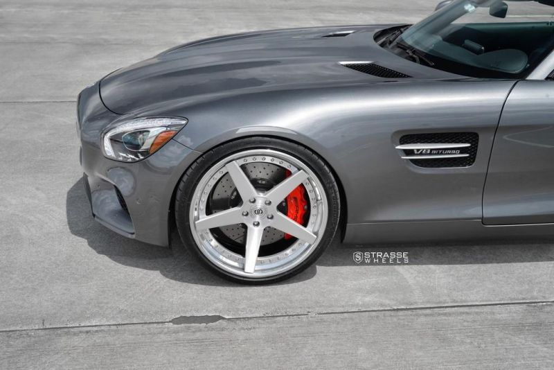 21 Zoll Strasse Wheels  Mercedes AMG GTs Tuning (14)