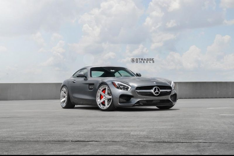 21 Zoll Strasse Wheels Mercedes AMG GTs Tuning 4 Perfekt   21 Zoll Strasse Wheels Alu's am Mercedes AMG GTs