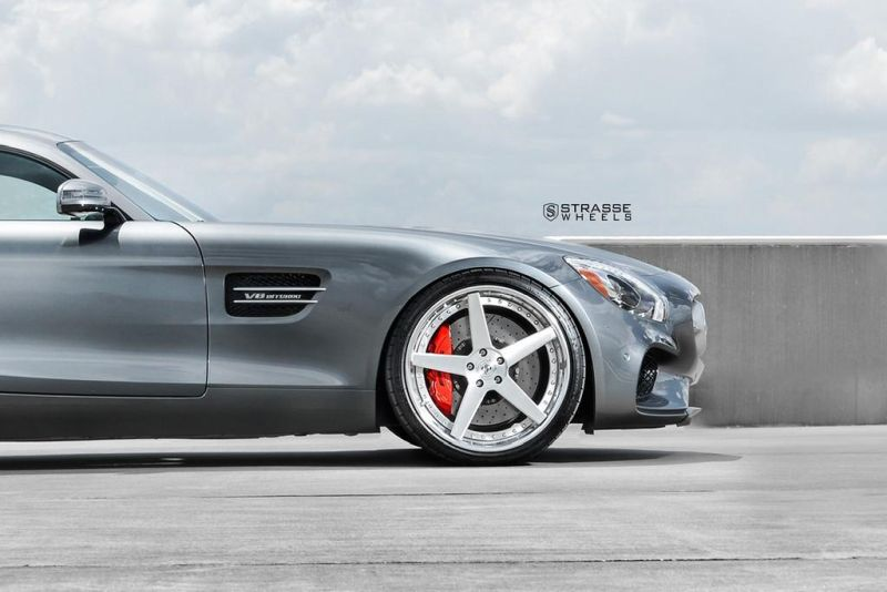 21 Zoll Strasse Wheels  Mercedes AMG GTs Tuning (5)