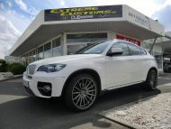 22 Zoll Vossen VFS 2 Alu's Extreme Customs Germany Tuning HR BMW X6 E71 6 190x143 22 Zoll Vossen VFS 2 Alu's am Extreme Customs BMW X6 E71