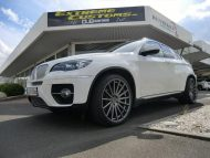 22 Zoll Vossen VFS 2 Alu's Extreme Customs Germany Tuning HR BMW X6 E71 7 190x143 22 Zoll Vossen VFS 2 Alu's am Extreme Customs BMW X6 E71